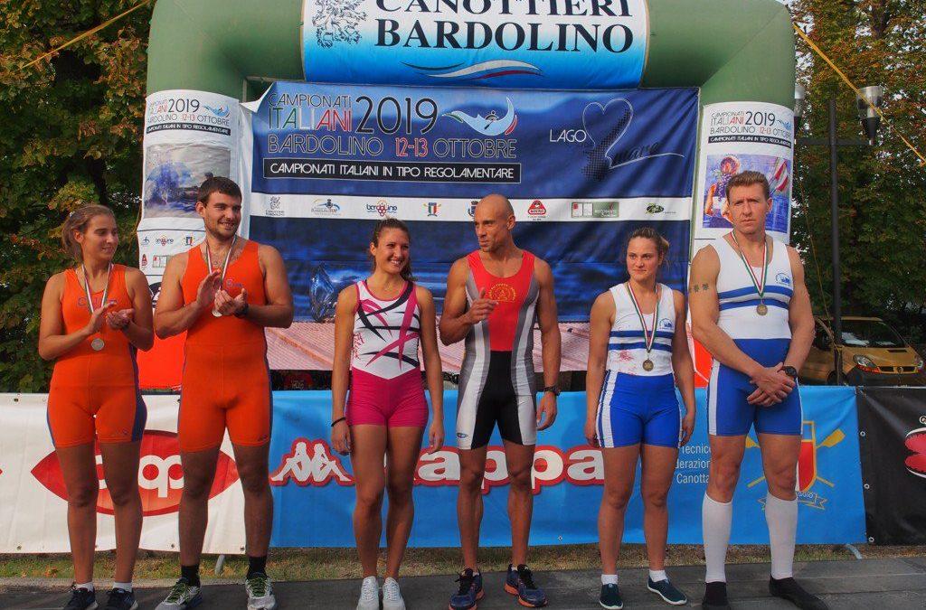 Oro e argento ai Campionati Italiani in Tipo Regolamentare