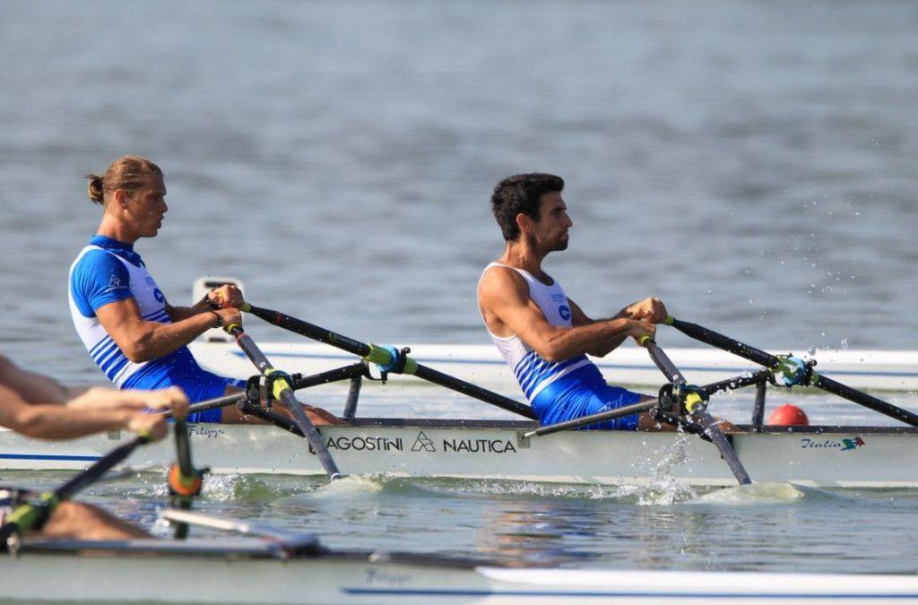 Quarantine Indoor Rowing: sei ori per la Canottieri Ravenna