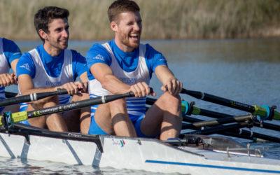 Un oro, un argento e un bronzo agli Italian Indoor Rowing Challenge